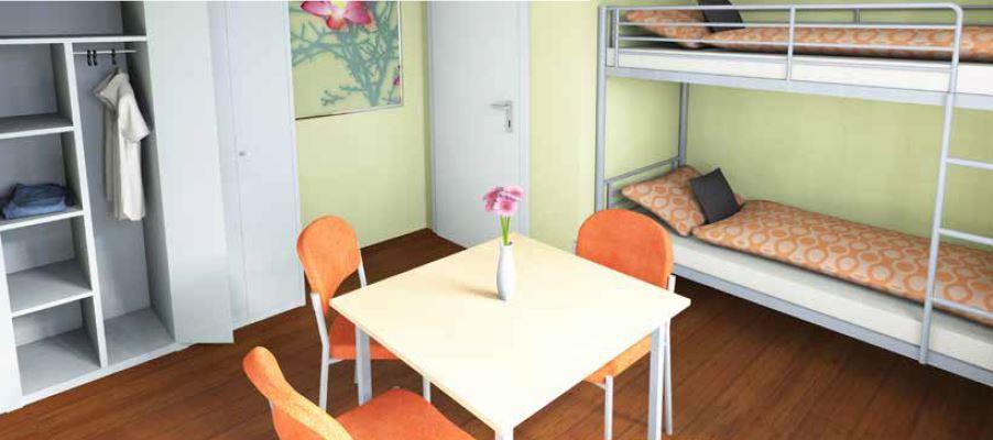 Unterkunfts-Möbel