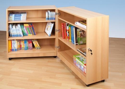 mobile Klappbibliothek XL