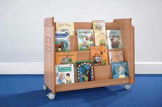 fahrbare Wendebibliothek
