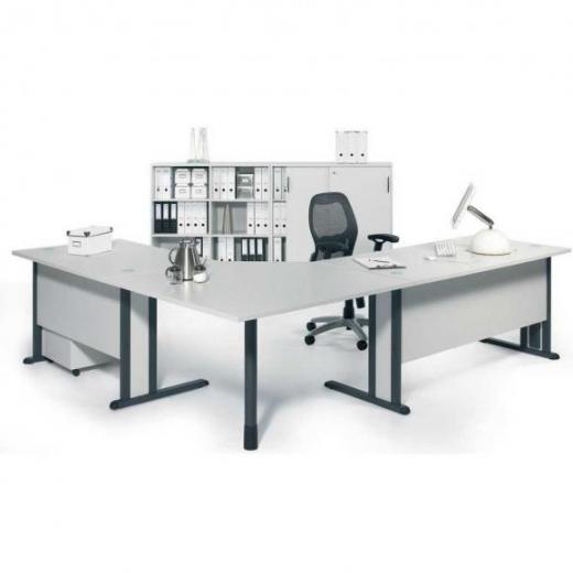 Schreibtisch Winkelkombination