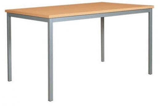 Schülertisch B/H/T: 130x72,5x55 cm