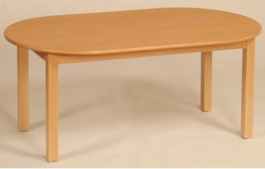 Tisch Oval