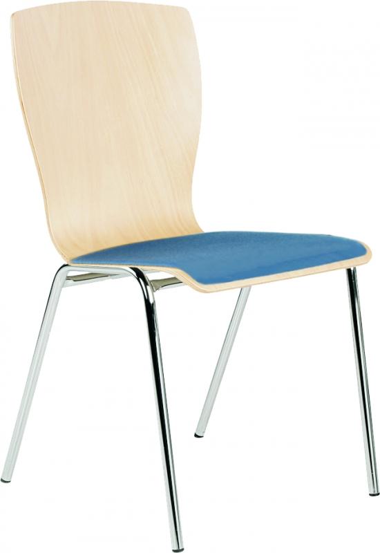 stapelstuhl sitzpolster. Black Bedroom Furniture Sets. Home Design Ideas