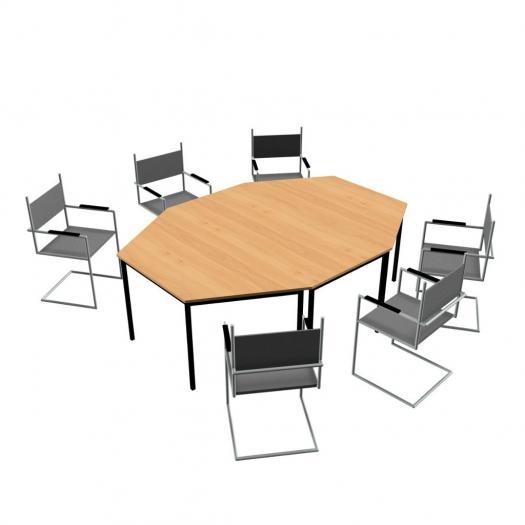 konferenztisch. Black Bedroom Furniture Sets. Home Design Ideas