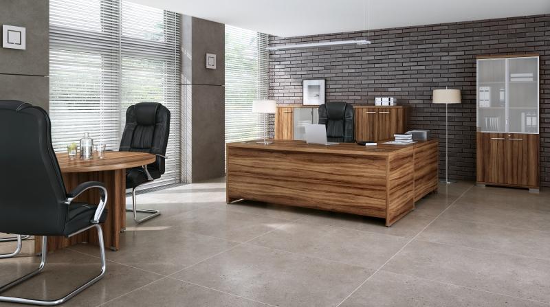 Moderne luxus büro  Luxus Büro - Anbau-Schreibtisch