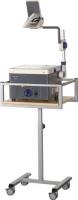 Projektorwagen: BxHxT 54 x 80-105 x 43 cm
