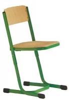 Schülerstuhl höhenverstellbar