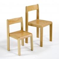 Mehrzweck-Holzstuhl Tabea