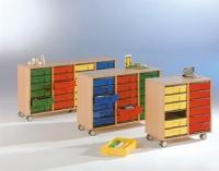 Eigentumsschrank - 12 flache InBoxen