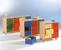 Eigentumsschrank - 6 hohe InBoxen