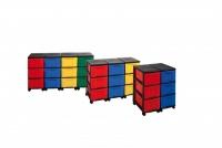 Multi-Container - 6 hohe InBoxen