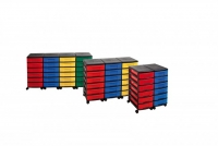 Multi-Container - 12 flache InBoxen