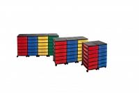 Multi-Container - 24 flache InBoxen