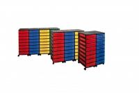 Multi-Container - 16 flache InBoxen