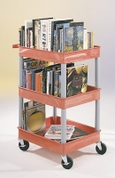 Clever-Cart Bücherwagen