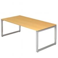 Schreibtisch Rechteckform