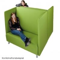 Schallschutz Sofa - 2er Set