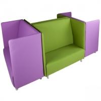 Schallschutz Sofa - 4er Set