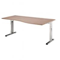 Schreibtisch Freiform