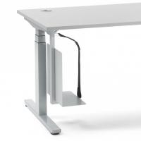 CPU Halter- Sitz/ Stehschreibtisch