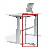 Kabelschlange- Sitz/ Stehschreibtisch