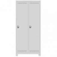 Garderoben- Stahlspind