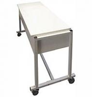 Klassenbuchwagen mit Deckel - für 21 Klassenbücher