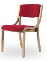 Stuhl Jan   ohne Armlehne