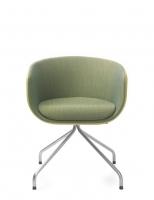 Design- Sessel große Sitzschale