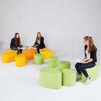 Sitzgruppe Blume - groß