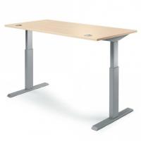 Mobiler Tisch mit 12 Sitzen