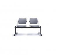 Sitzbank 2 Personen, Kunststoff
