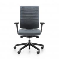 Bürostuhl mit hoher Rückenlehne