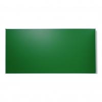 Langwandtafel - grün/ weiß