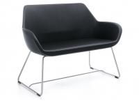Design- Sofa B1 schwer entflammbar