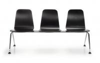 Sitzbank Holzschale/ 2-5 Sitzer