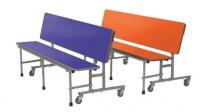 6 Personen Tisch-Bank-Kombination