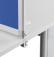 Tischklemme für Tischtrennwände