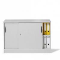 Schiebetürenschrank/ B 1200 mm x H 805 mm (2 OH)