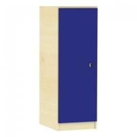Schließfachschrank mit 1 Fach, Höhe 120 cm