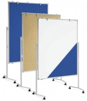 Präsentationstafel - einteilig/ BxH: 120 cm x 150 cm
