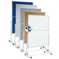 Präsentationstafel - zweiteilig/ BxH: 120 cm x 150 cm