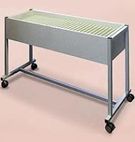 Klassenbuchwagen ohne Deckel - für 21 Klassenbücher