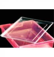 Deckel für schmale Kunststoffkästen