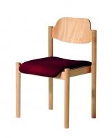 Stuhl VERONA   ohne Armlehne